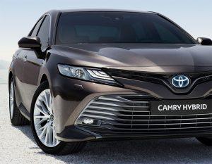 Toyota Camry Hybrid - Toyota Hering