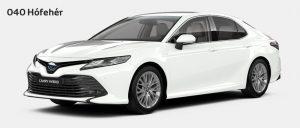 Toyota Camry Hybrid - 040