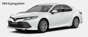 Toyota Camry Hybrid - 089