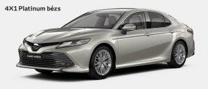 Toyota Camry Hybrid - 4X1